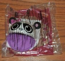 "MIP 2013 LE JUSTICE #1 ""PANDA NOTE KIT"" McDONALD'S HAPPY MEAL PROMO TOY"