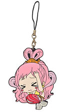 One Piece PVC Strap Keychain New World Girls Series ~ Princess Shirahoshi OP002