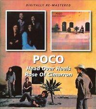 Poco - Head Over Heels/Rose Of Cimarron [CD New]