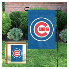 Chicago Cubs MLB Garden/Window Flag ~ NEW