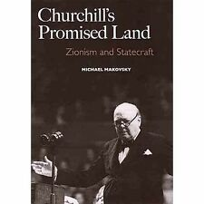 Churchill's Promised Land: Zionism and Statecraft-ExLibrary