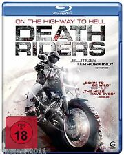 Death Riders - On the Highway to Hell [Blu-ray]Blutiges Terrorkino * NEU & OVP *