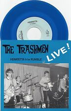 "The Trashmen - Henrietta b/w Rumble, 7"" colored Single!"
