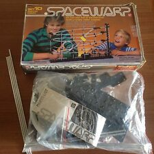 SPACEWARP set 10 Beginner Retro Construction Set Vintage Bandai Toys