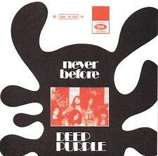 ★☆★ CD Single DEEP PURPLE Never before 2-track CARD SLEEVE   ★☆★
