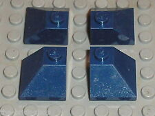 LEGO slope brick double convex NavyBlue ref 3045 / set 10195 7037 7079 7094