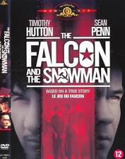 THE FALCON AND THE SNOWMAN waargebeurd verhaal, DVD, Timothy Hutton, Sean Penn