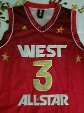 Adidas West All Star L.A. Clippers Chris Paul Jersey Men's Large Length +2 SEWN