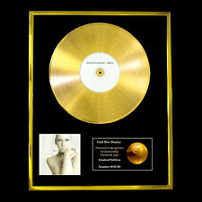 ANNIE LENNOX BARE   CD  GOLD DISC FREE P+P!!
