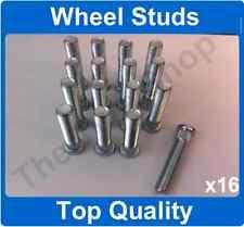 X16 M12 X 1,5 65 mm de largo de aleación Cubo De Rueda Stud espárragos de rueda Ford & Otros