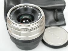 Zeiss Contax Biogon G 2,8/28 mm per Contax g1/g2 TOP CON BUSTINA