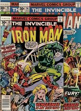 55 unread COMICS back to the 70s:  IRON MAN #95, 97, 99 & 233(ANT MAN)