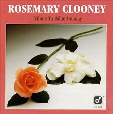 Tribute to Billie Holiday by Rosemary Clooney (CD, Jul-1992, Universal (Pty) Lt…