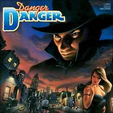 DANGER DANGER : DANGER DANGER (CD) sealed