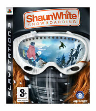 PlayStation 3 Shaun White Snowboarding (PS3) VideoGames