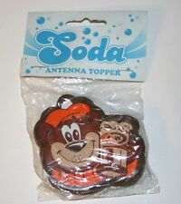 New A&W Root Beer Soda Bear Antenna Topper Car/Truck/SUV 2006 Loungefly *Rare*