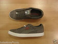 Puma Clyde X Undefeated 44.5 Micro-Dot Steel Grey