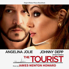 THE TOURIST (MUSIQUE DE FILM) - JAMES NEWTON HOWARD (CD)
