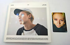 SHINee Taemin 1st Minii Album ACE Korean Press CD + Photocard