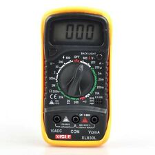 Digital LCD Multimeter(XL-830L) Voltmeter Ammeter Ohmmeter Ohm VOLT AC DC Tester
