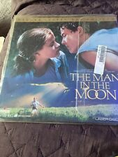 The Man In The Moon Laser Disc Laserdisc Used With Sleeve