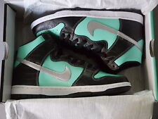 Nike Dunk High PRM SBxDiamond US8.5/UK7.5/EUR42/CM26.5 Aqua/Chrome-Black Tiff