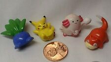 Pokemon Nintendo  Pikachu Chancey Oddish Slow Poke Original 18 Damage counters