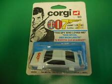 Corgi Junior 1977 James Bond 007 Lotus Espirit #60 toy car sealed In P... Lot 3