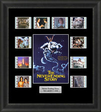 THE NEVER ENDING STORY FRAMED FILM CELL MEMORABILIA