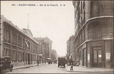 SAINT OUEN (93) - Rue de la Chapelle