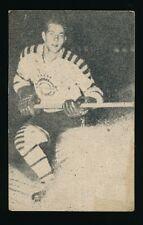 1952-53 St Lawrence Sales (QSHL) #97 STAN SMRKE (Chicoutimi) 1st Serbian in NHL