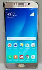 "Samsung Galaxy Note 5 32GB (Verizon) 5.7"" SM-N920V Gold"