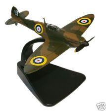 AC029 Oxford Diecast Modelzone 1:72nd Scale RAF Prewar 19 Squadron Spitfire Mk1