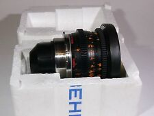 Optar 9.5mm f1.2/T1.3 #0920925 S16 in PL-mount Luma Tech Illumina Brand NEW lens