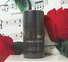 Chopard Noble Vetiver Deodorant Stick 2.4 Oz. Unbox.