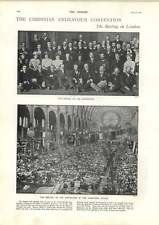 1900 Christian Endeavour Convention Brothers Fighting S Africa Hume Gosling
