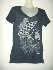 OXBOW D1TOKO TEE- SHIRT MANCHES COURTES COL V 100% COTON JERSEY TAILLE 2 NAVY