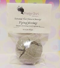Bath Bomb Fizzy Flying Monkey