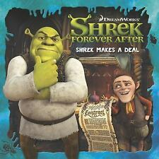 Shrek Forever After: Shrek Makes a Deal by Annie Auerbach (2010, Paperback)