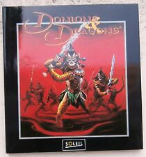Les Peuples de Donjons et dragons 2 EO 94 + jaquette NEUF Caldwell Easley Field