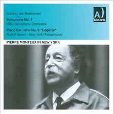 Beethoven: Piano Concerto No. 5; Symphony No. 7 (CD, Jun-2011, Archipel)
