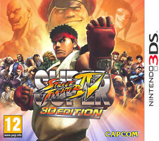 Super Street Fighter IV - 3D Edition Nintendo 3DS IT IMPORT CAPCOM