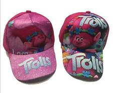 lot 400pcs trolls mix Baseball Caps Mesh Cap Adjustable Hat For Children gifts
