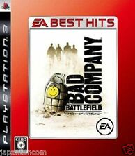 Used PS3 Battlefield: Bad Company SONY PLAYSTATION 3 JAPAN JAPANESE IMPORT