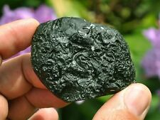 Moldavite huge investment gems 44.3g MOLD2806