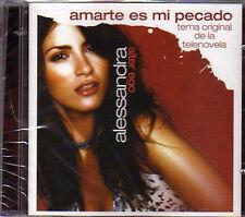 ALESSANDRA Ex Sentidos Opuestos ALTER EGO CD BONUS TRACKS - Spare Parts Actress