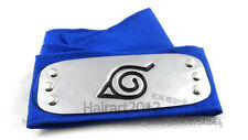Hot New Naruto UzumakiNaruto Headband Cosplay Headband Japan Anime Blue Cool
