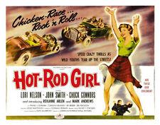 Hot Rod Girl Movie Poster 24inx36in