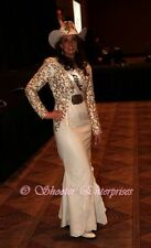 Rodeo Queen Dress, Western Wedding Dress