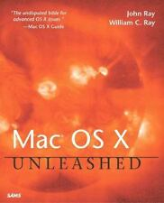 Mac OS X Unleashed Ray, John, Ray, William C., Ray, William C Paperback